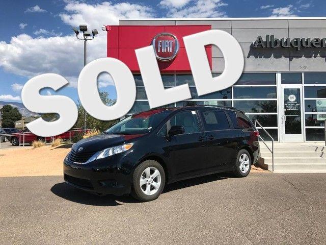 2017 Toyota Sienna LE Auto Access Seat in Albuquerque New Mexico, 87109