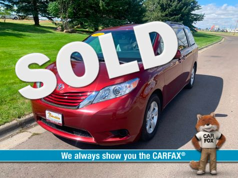 2017 Toyota Sienna LE Mobility in Great Falls, MT