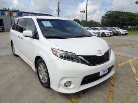 2017 Toyota Sienna SE in Houston