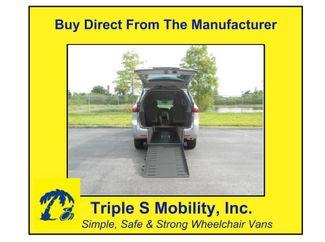 2017 Toyota Sienna L Wheelchair Van Pinellas Park, Florida