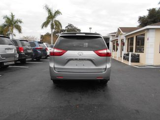 2017 Toyota Sienna Le Wheelchair Van Handicap Ramp Van Pinellas Park, Florida 3