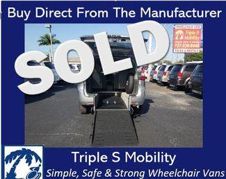 2017 Toyota Sienna Le Wheelchair Van Handicap Ramp Van in Pinellas Park, Florida 33781