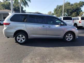 2017 Toyota Sienna Le Wheelchair Van Handicap Ramp Van Pinellas Park, Florida 3