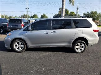 2017 Toyota Sienna Le Wheelchair Van Handicap Ramp Van Pinellas Park, Florida 7