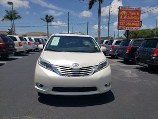 2017 Toyota Sienna Limited Premium Wheelchair Van Handicap Ramp Van DEPOSIT Pinellas Park, Florida 1