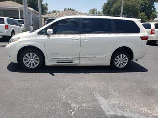 2017 Toyota Sienna Limited Premium Wheelchair Van Handicap Ramp Van DEPOSIT Pinellas Park, Florida 3