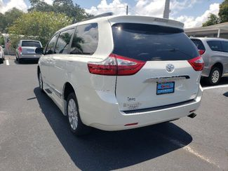 2017 Toyota Sienna Limited Premium Wheelchair Van Handicap Ramp Van DEPOSIT Pinellas Park, Florida 4