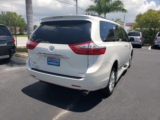 2017 Toyota Sienna Limited Premium Wheelchair Van Handicap Ramp Van DEPOSIT Pinellas Park, Florida 6