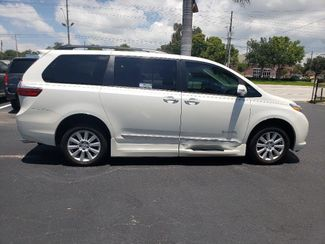 2017 Toyota Sienna Limited Premium Wheelchair Van Handicap Ramp Van DEPOSIT Pinellas Park, Florida 7