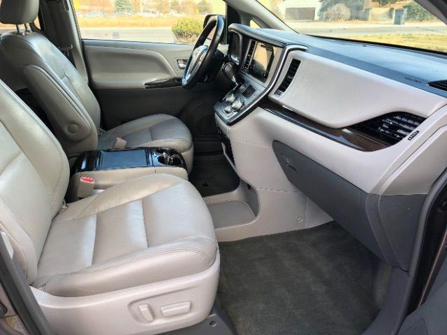 2017 Toyota Sienna XLE 7-Passenger AWD LINDON, UT 22