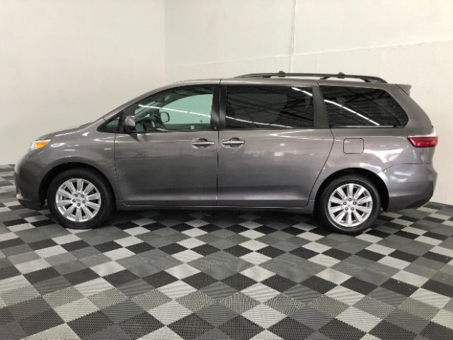 2017 Toyota Sienna XLE 7-Passenger AWD LINDON, UT 2