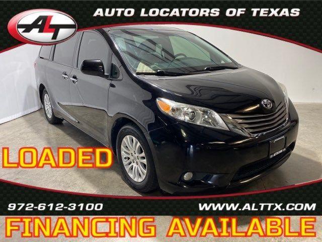2017 Toyota Sienna XLE Premium | Plano, TX | Consign My Vehicle in  TX