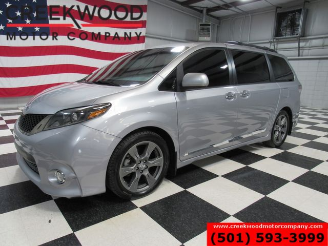 2017 Toyota Sienna SE New Tires 27mpg 8-Passenger Leather 1Owner NICE