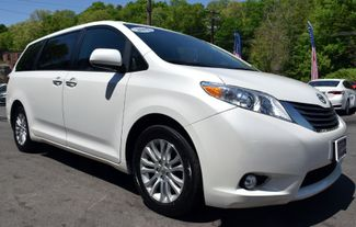 2017 Toyota Sienna XLE Premium Waterbury, Connecticut 8