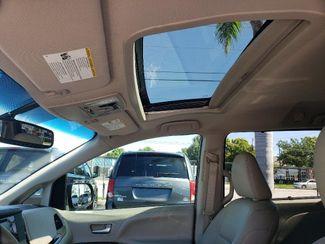 2017 Toyota Sienna Xle Wheelchair Van Handicap Ramp Van Pinellas Park, Florida 12