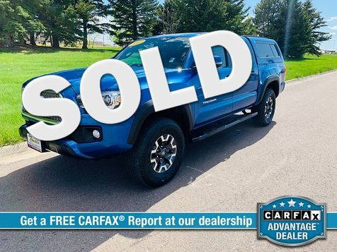 2017 Toyota Tacoma 4WD Double Cab TRD Off-Road Auto in Great Falls, MT