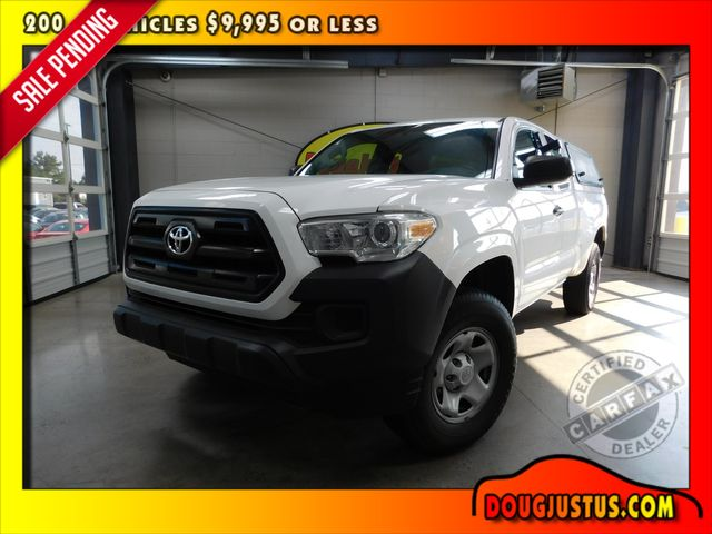 2017 Toyota Tacoma Pest Control Equipped