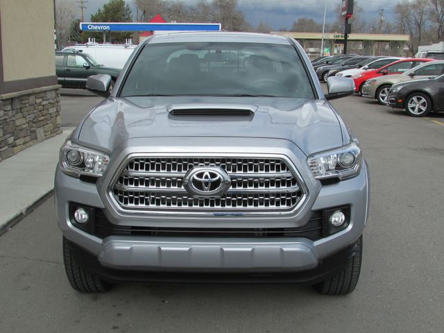 2017 Toyota Tacoma TRD Sport 4X4 Double Cab in American Fork, Utah 84003