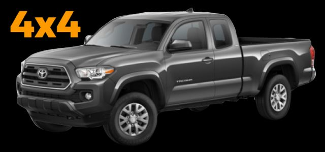 2017 Toyota Tacoma 4WD SR in Bentleyville, Pennsylvania 15314