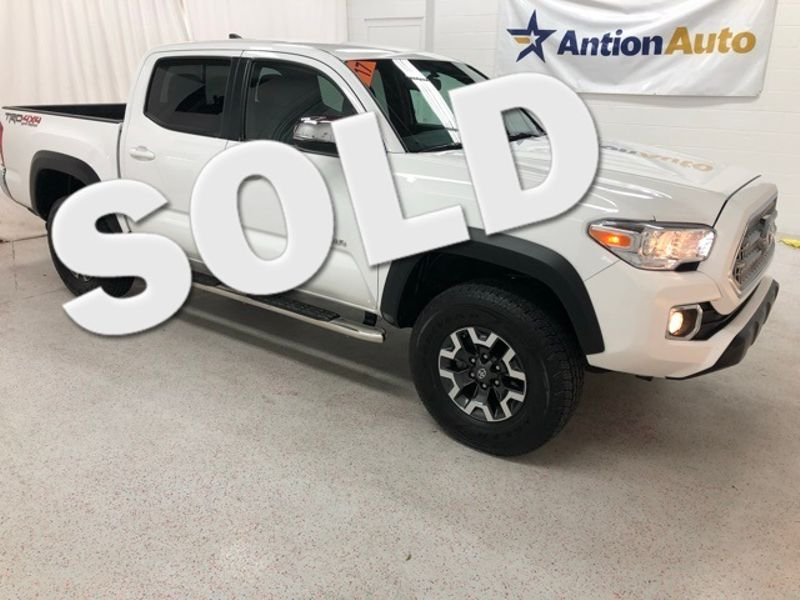 2017 Toyota Tacoma TRD Offroad | Bountiful, UT | Antion Auto in Bountiful UT
