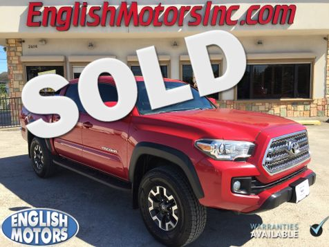 2017 Toyota Tacoma TRD Off Road in Brownsville, TX