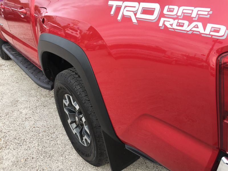 2017 Toyota Tacoma TRD Off Road  Brownsville TX  English Motors  in Brownsville, TX