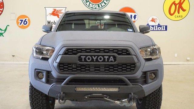 2017 Toyota Tacoma TRD Off Road 4X4 KEVLAR,LIFTED,ROOF,NAV,REAR DV...