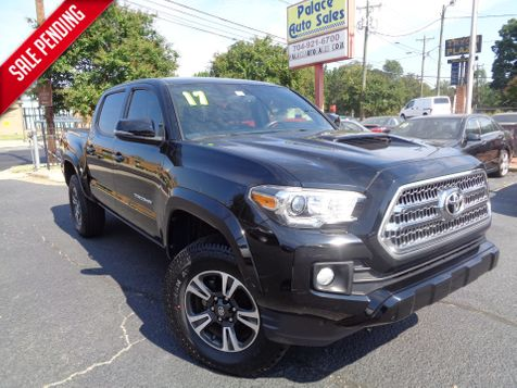 2017 Toyota TACOMA DOUBLE CAB in Charlotte, NC