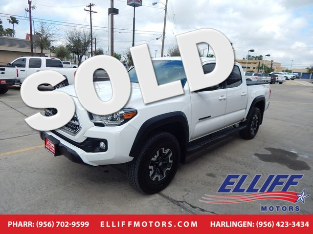2017 Toyota Tacoma Crew Cab TRD Offroad TRD Off Road in Harlingen, TX 78550