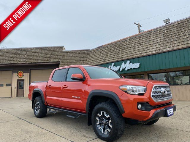 2017 Toyota Tacoma TRD Off Road in Dickinson, ND 58601