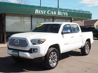 2017 Toyota Tacoma Limited in Englewood, CO 80113