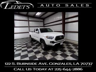 2017 Toyota Tacoma 4wd SR5 - Ledet's Auto Sales Gonzales_state_zip in Gonzales