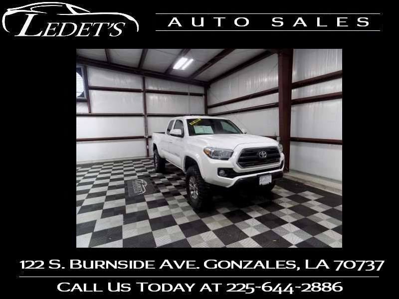 2017 Toyota Tacoma 4WD SR5 - Ledet's Auto Sales Gonzales_state_zip in Gonzales Louisiana