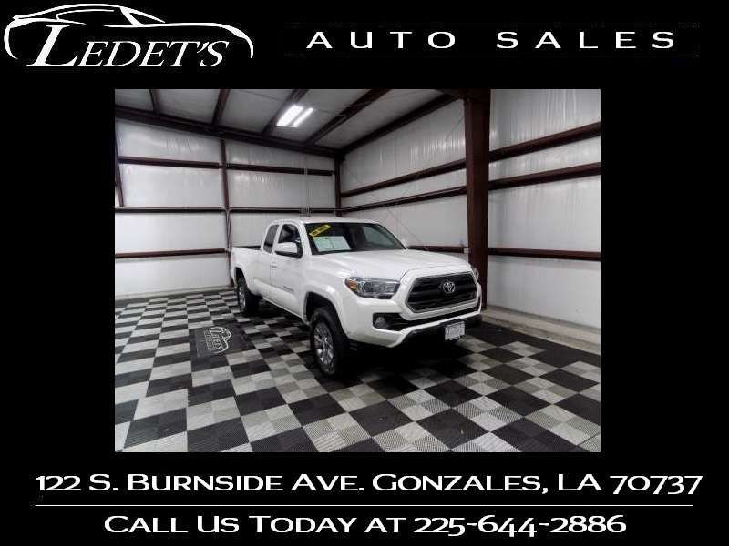 2017 Toyota Tacoma SR5 - Ledet's Auto Sales Gonzales_state_zip in Gonzales Louisiana