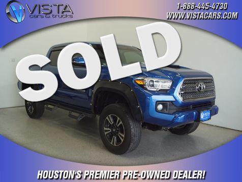 2017 Toyota Tacoma TRD Sport in Houston, Texas