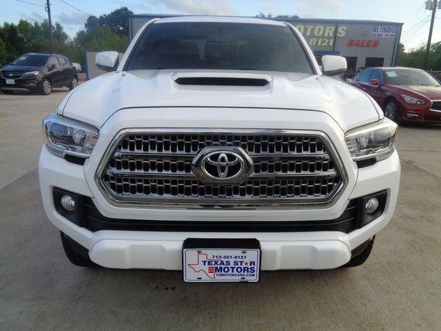 2017 Toyota Tacoma TRD Sport in Houston, TX 77075
