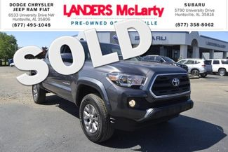 2017 Toyota Tacoma SR5 | Huntsville, Alabama | Landers Mclarty DCJ & Subaru in  Alabama