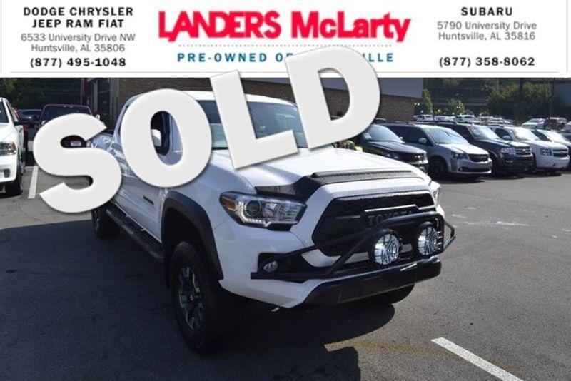 2017 Toyota Tacoma TRD Off Road | Huntsville, Alabama | Landers Mclarty DCJ & Subaru in Huntsville Alabama