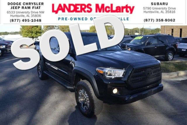 2017 Toyota Tacoma TRD Off Road | Huntsville, Alabama | Landers Mclarty DCJ & Subaru in  Alabama