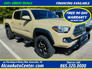 2017 Toyota Tacoma 4X4 V6 TRD Off-Road in Louisville, TN 37777