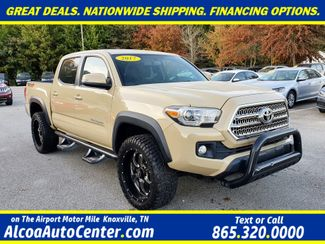 """2017 Toyota Tacoma 4X4 V6 TRD Off-Road w/Navigation/20"""" Alloys in Louisville, TN 37777"""