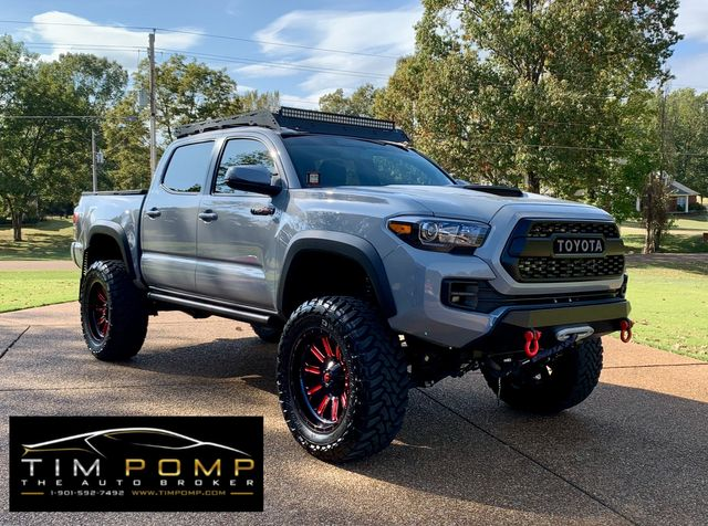2017 Toyota Tacoma TRD Pro SHOW TRUCK $30K IN UPGRADES