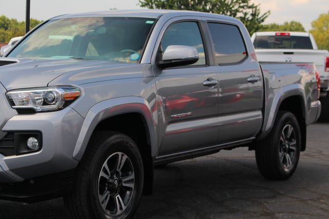 2017 Toyota Tacoma TRD Sport Double Cab 4x4 - NAVIGATION - TOW PKG! Mooresville , NC 27
