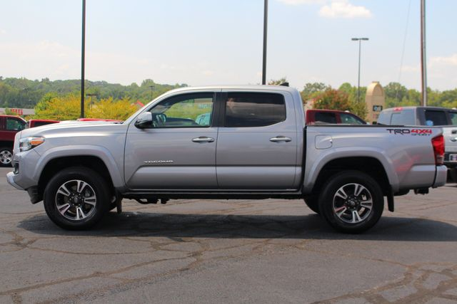 2017 Toyota Tacoma TRD Sport Double Cab 4x4 - NAVIGATION - TOW PKG! Mooresville , NC 14