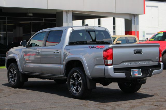 2017 Toyota Tacoma TRD Sport Double Cab 4x4 - NAVIGATION - TOW PKG! Mooresville , NC 25