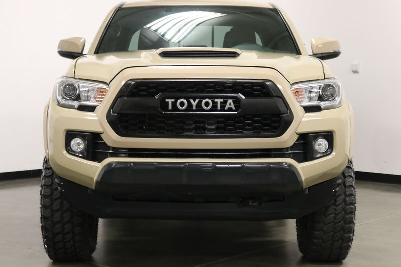 2017 Toyota Tacoma TRD Sport 4X4  city NC  The Group NC  in Mansfield, NC