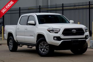 2017 Toyota Tacoma SR5* Crew Cab* BU Cam* One Owner*** | Plano, TX | Carrick's Autos in Plano TX