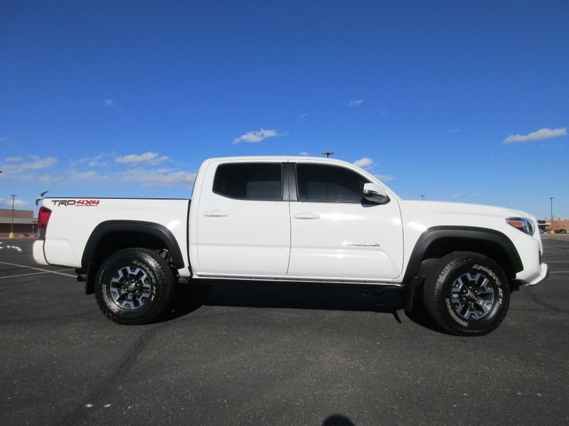2017 Toyota Tacoma Double Cab 4X4 TRD Off Road  Fultons Used Cars Inc  in , Colorado