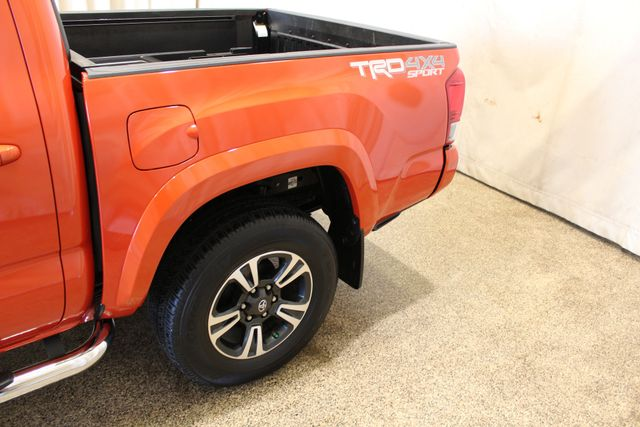 2017 Toyota Tacoma TRD Sport in Roscoe IL, 61073