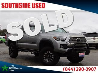 2017 Toyota Tacoma TRD Off Road | San Antonio, TX | Southside Used in San Antonio TX